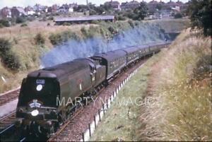 WB-7 35mm Railway slide 34002 Salisbury