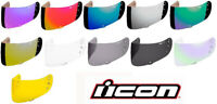 Icon Optics IC-04 Replacement Face Shield fit Icon Airmada & Airframe Pro Helmet