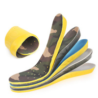 Soft Insole Comfort Orthopedic Increase Insoles Sport Pain Relief Insert Cushion