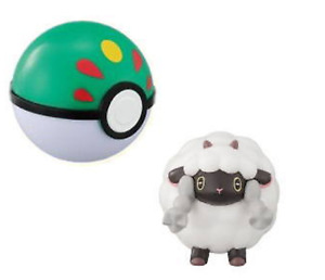 Pokemon Get Collections Candy Dokidoki Adventure! Wooloo  Originale Takara TA