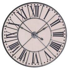 Industrial Round Wall Clocks
