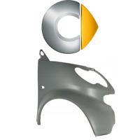 Paraurti Parafango Anteriore Verniciabile Smart Fortwo dal 2002 al 2007 Destro