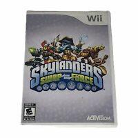 Skylanders Swap Force Nintendo Wii Game Only Tested Works