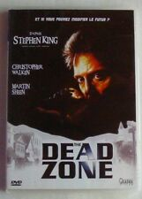 DVD DEAD ZONE - Christopher WALKEN / Martin SHEEN - Stephen KING