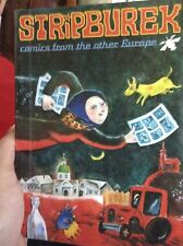 Stripburek comics from the other Europe Tpb Tp Firat Printing!