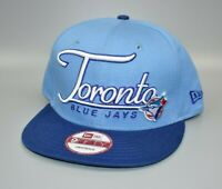 Toronto Blue Jays New Era 9FIFTY MLB Cooperstown Collection Snapback Cap Hat