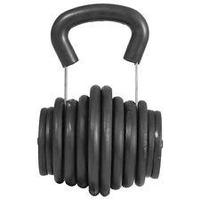 Gorilla Sports Adjustable Cast Iron Kettlebell