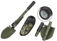 Multi-functional Military Folding Shovel Camping Tools Garden tools