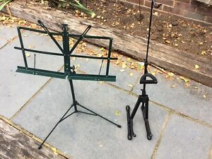 Violin Stand And Music Stand