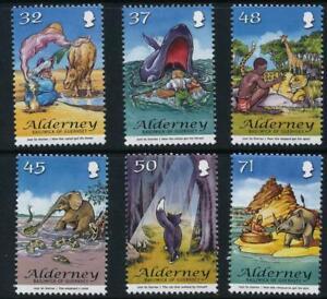 Alderney 2007 Just so stories MSA322-327 MNH