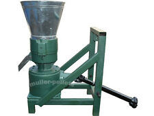 PELLETPRESSE Pellet Mill HOLZ PELLET TIER FUTTER PELLET PTO 230 Ø 230mm Ø 6mm