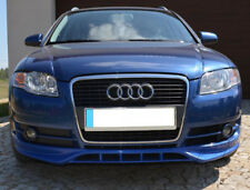 Fits AUDI A4 B7 S-Line Look- Front Lip Bumper Spoiler Diffuser Add On