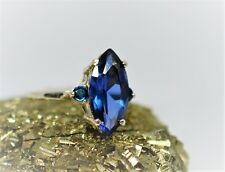 5.65+CT WOMAN S RING.RUSSIAN WELL TEST REAL LAB  ALEXANDRITE 100% COLOR CHANGE