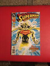 DC Comics Superman The Man of Steel # 28