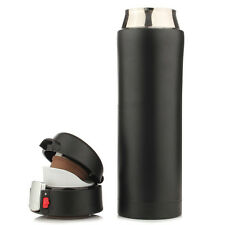500ML Travel Mug Tea Coffee Water Vacuum Cup Thermos Bottle Stainless Steel Q7L8