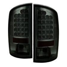 Spyder Auto 5002655 LED Tail Lights (Smoke) Fits 07-08 Dodge Ram1500/2500/3500