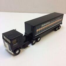 RARE‼ VTG‼ Ertl Kenworth DURACELL Big Rig Truck & Trailer Diecast Toy #5200