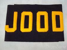 WWII US Navy JOOD Junior Officer Of the Day Arm Band / Armlet Reproduction