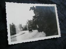 Foto Oldenburg Gartenstraße 1934    6 x 9 cm