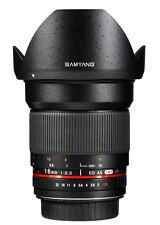 Samyang 16mm f/2.0 ED AS UMC CS für Pentax - Ausverkauf EU Händler