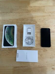 Apple iPhone XS - 256GB - Space Gray (Unlocked) A1920 (CDMA   GSM)