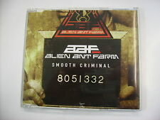 ALIEN ANT FARM - SMOOTH CRIMINAL - CD SINGLE EXCELLENT CONDITION 2001