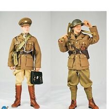 """DiD Dragon In Dreams 1/6 12""""John Colman Guards Officer WWII BEF 1940 Action man"""