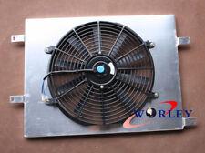 FOR Holden Commodore VN VG VP VR VS V6 3.8L Aluminum Radiator Shroud +Thermo fan