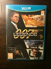 Nintendo Wii U 007 Legends Complete PAL