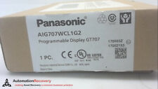 """PANASONIC AIG707WCL1G2 TOUCH PANEL, GT707, 7"""", TFT LCD, 65536 COLORS,, N #273452"""