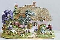 Lilliput Lane ~ CANDY FLOSS ~ L2933 ~ Boxed & Deeds ~ 2006/07 Members Only.