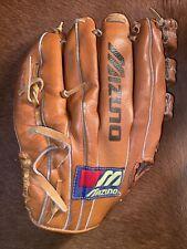 New listing Mizuno MM5075FB Max Flex Adult Leather Baseball Glove RHT Right Hand Thrower 12