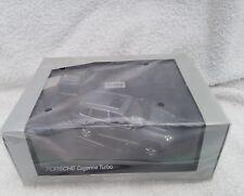 Norev 1:43 Porsche Cayenne turbo . New in cellophane sealed box. no.750000