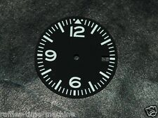 Sterile Pilot Aviation Aviator Dial ETA 2836 / 2824 movement with date 29mm