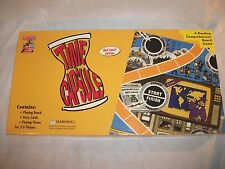 Time Capsule Learning Well Reading Comprehension Board Game Complete Home School