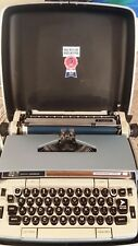 Vintage Smith Corona Electra 210 Electric Typewriter in Case Tested Works