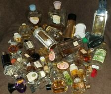 Vintage Lot of 41 Perfume Bottles