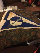 VTG Bodkin YACHT CLUB  BURGEE SAILING FLAG PENNANT + 1st Annual Ball Baltimore