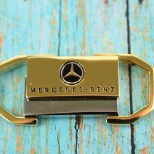 Ambassador Mercedes Promotional Key Chain Salesman Sampler Car Automobile