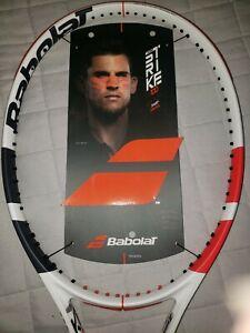 Babolat Pure Strike 100 Sharp Control Tennis Raquet NWT MSRP $210