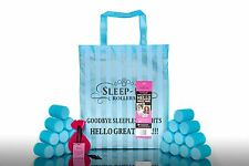 Sleepin Rollers Hair Sponge   New Turquoise Range Add Some Style To your Hair