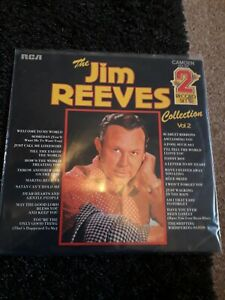 Jim Reeves Vinyl Joblot. x 4 LP's