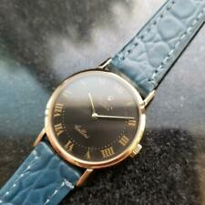 Ladies Rolex Cellini Geneve Ref.4109 26mm 18k Gold Manual-Wind, c.1970s LV858BLU