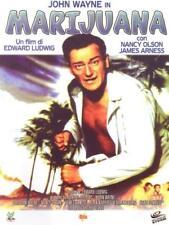 Dvd Marijuana - John Wayne ......NUOVO