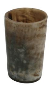 Horn Beaker Mug Cup Glass Drinking Vessel Abbeyhorn made in England