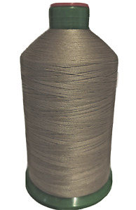STRONG BONDED NYLON THREAD 60'S, 4500MTR FREE P&P DARK BEIGE  COL 422