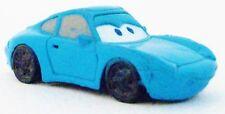 *SALLY Disney Pixar CARS LIGHTNING MCQUEEN PVC TOY Figure CAKE TOPPER FIGURINE!*