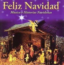 Feliz Navidad: Musica E Historias Navidenas by Various Artists (CD, 2006)