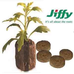 Jiffy-7 Pellets (41mm) , various quantities - 10x, 25x, 50x, 100x
