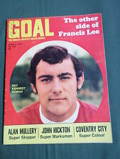 GOAL  MAGAZINE -TEAM PICTURE- COVENTRY CITY- 3 APRIL 1971  #139
